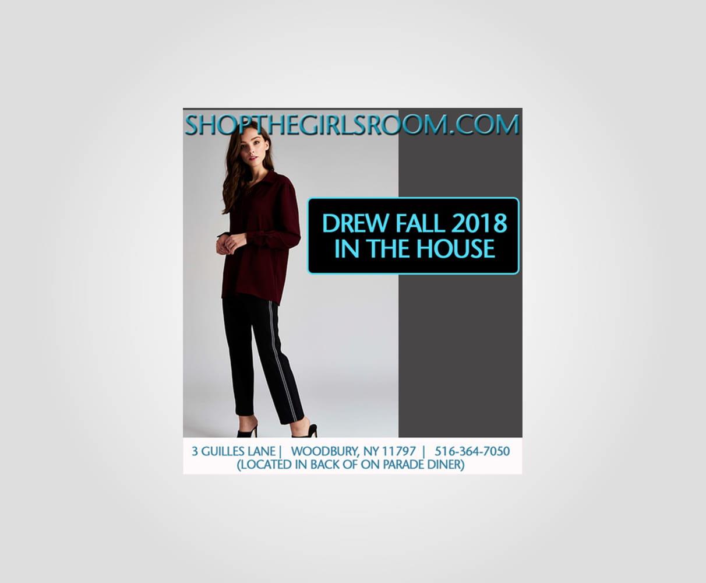 DrewFall2018InTheHouse